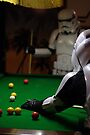 playing pool by david gilliver