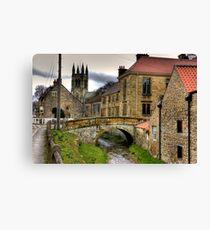 Helmsley - North Yorkshire Canvas Print