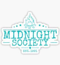 Midnight Society Crew Sticker
