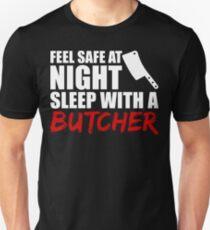 Funny Butcher T Shirt Unisex T-Shirt