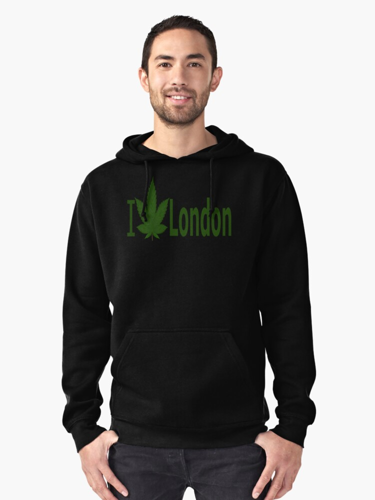 0044 I Love London by Ganjastan