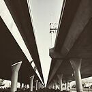 Midtown Bridge by omhafez