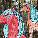 Wild Horse  by Juhan Rodrik