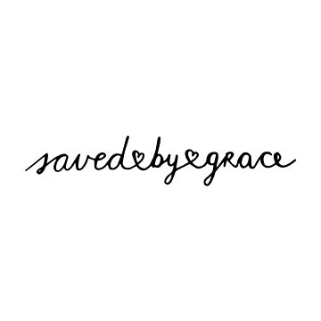 Saved by grace by walk-by-faith