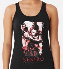 Sekiro Racerback Tank Top