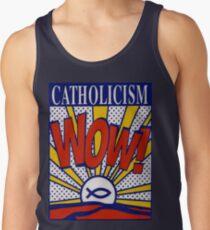 Catholicism WOW! Tank Top