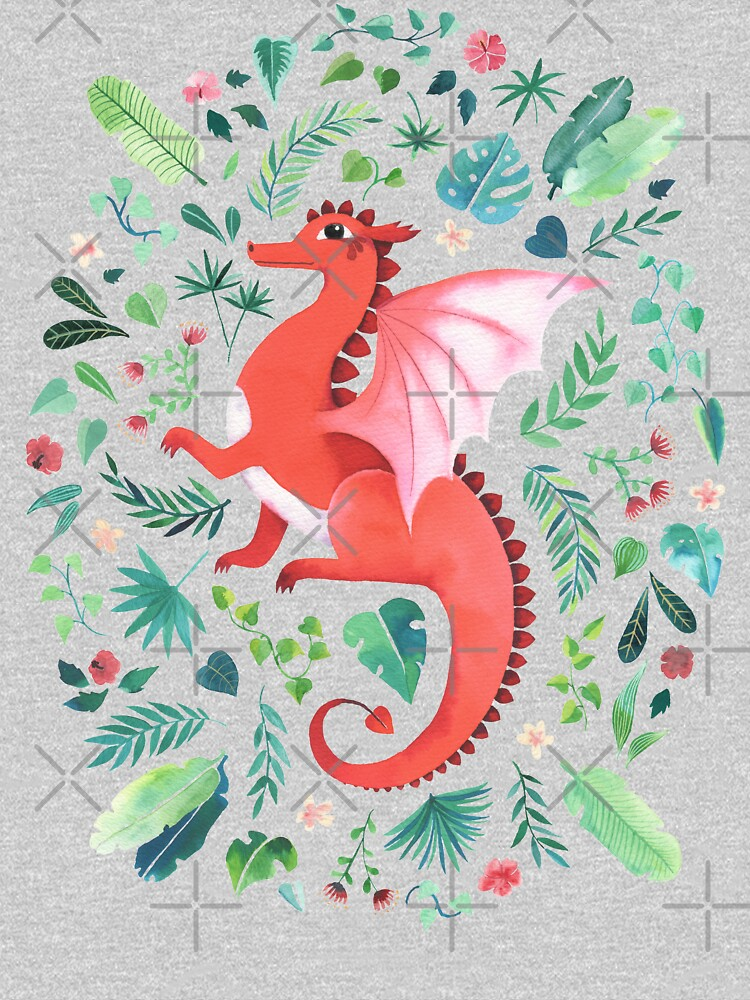 Tropical Dragon by littleclyde