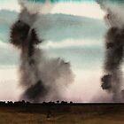 Bombing Run by Mark Smith