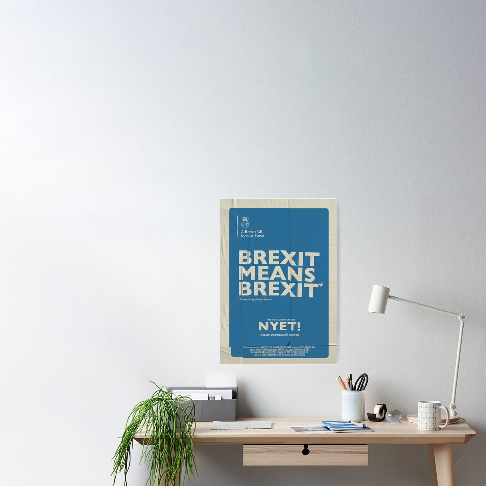 Brexit Poster  Poster