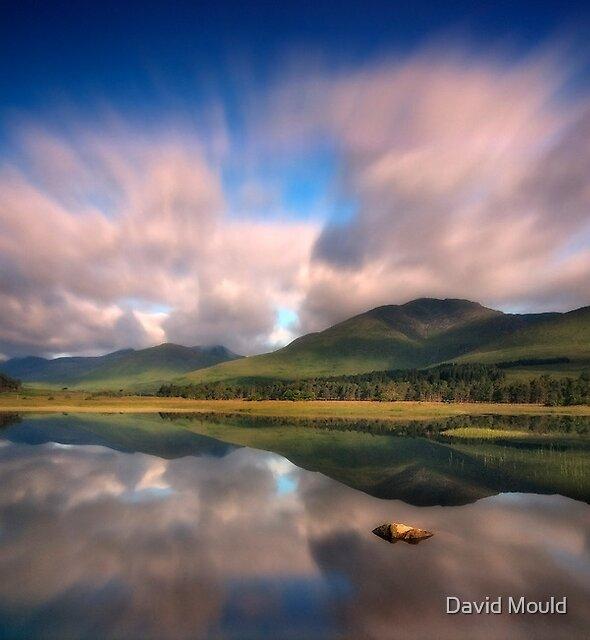 Loch Tulla, Summer 2009 by David Mould