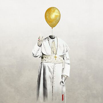 The Pope by burbskate