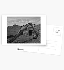 Cabin in Paria Canyon Postcards