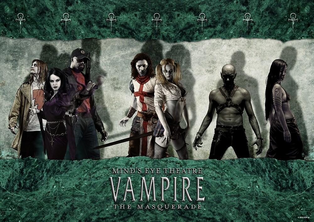 скачать игру Vampire The Masquerade - фото 10