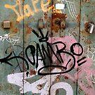 Graffiti by Richard Pitman