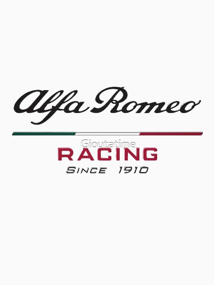 Alfa Romeo Racing de Gioutatime