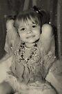 A Portrait.....Smiling Little Girl von Evita