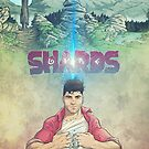 Shards of me Cover 1 by AkeArt