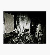 Death to abandoned #2 Photographic Print