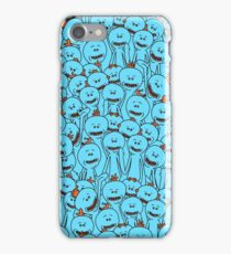 Mr. Meeseeks - Rick and Morty iPhone Case/Skin