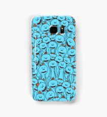Mr. Meeseeks - Rick and Morty Samsung Galaxy Case/Skin