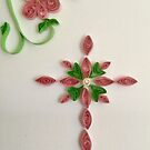 Quilled Beauty by Carol Bleasdale