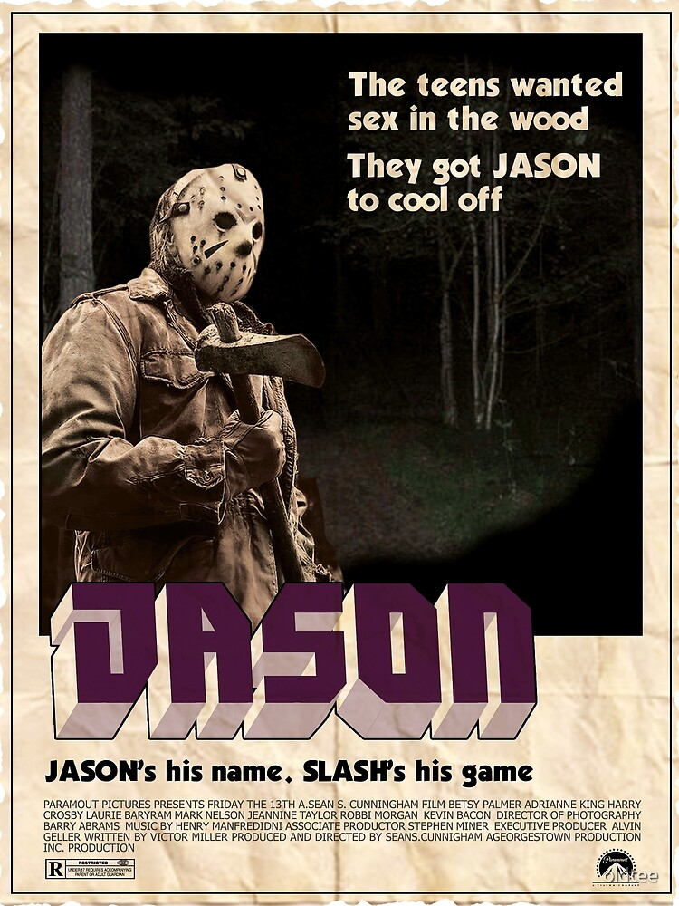 Jason Shaft by oldtee