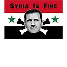 Syria Is Fine .2 by Alex Preiss