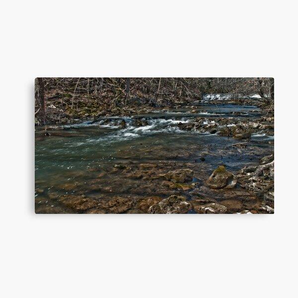 Roupes Creek Canvas Print