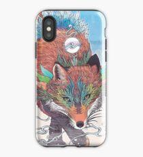 Kitsune iPhone Case