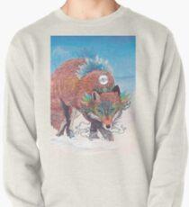 Kitsune Pullover Sweatshirt