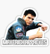 Top Gun - Maverick Approves Sticker