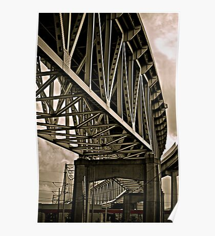 Bridge Trusses Poster