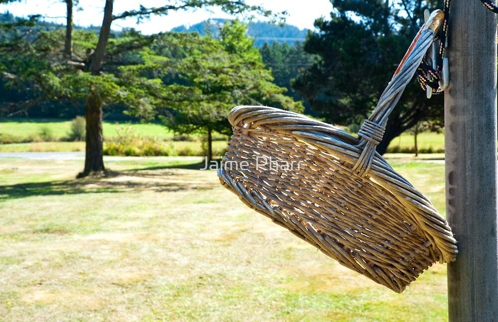 Basket by Jaime Pharr