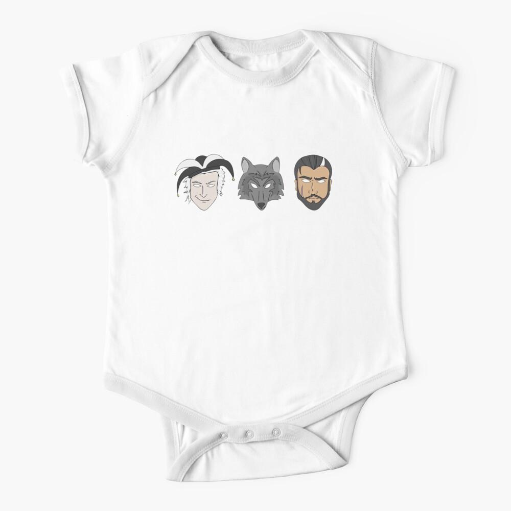 Fitz, der Narr und Nighteyes Baby Body