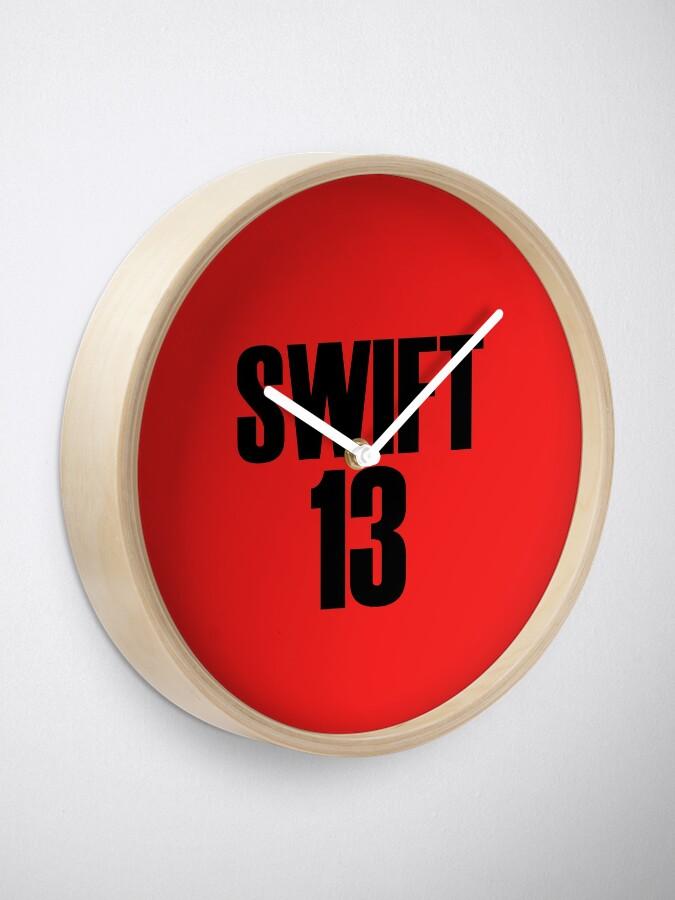 Swift 13 | Clock