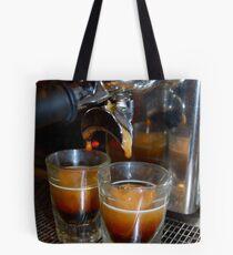 Double Shot Tote Bag