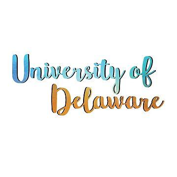 Universidad de Delaware de hannahhhmack