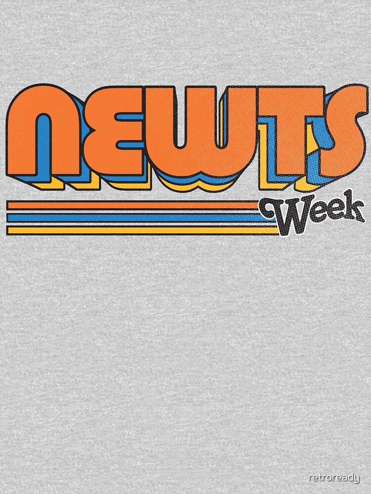 Newts Week by retroready
