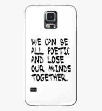 The Last Of Us Quote Case/Skin for Samsung Galaxy