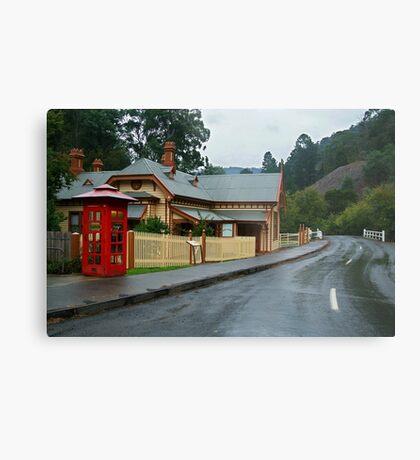 Walhalla Post Office Metal Print