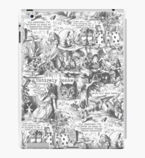 We're All Mad Here iPad Case/Skin