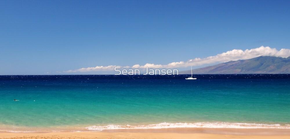 Paradise......The Land Of Ledgends by Sean Jansen