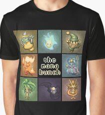 The Mana Bunch Graphic T-Shirt