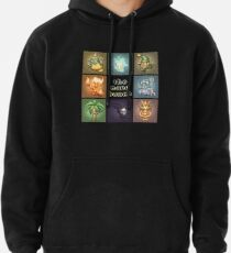 The Mana Bunch Pullover Hoodie