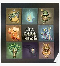 The Mana Bunch Poster