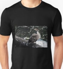 Duck Waiting By The River T-Shirt