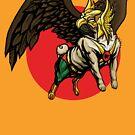 Hawkpug by Cody Shipman