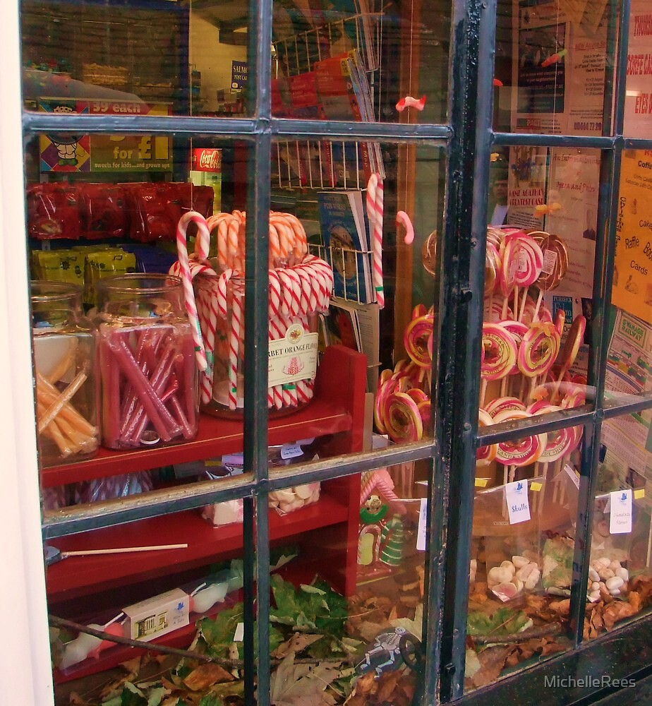 Old English Sweet Shop by MichelleRees