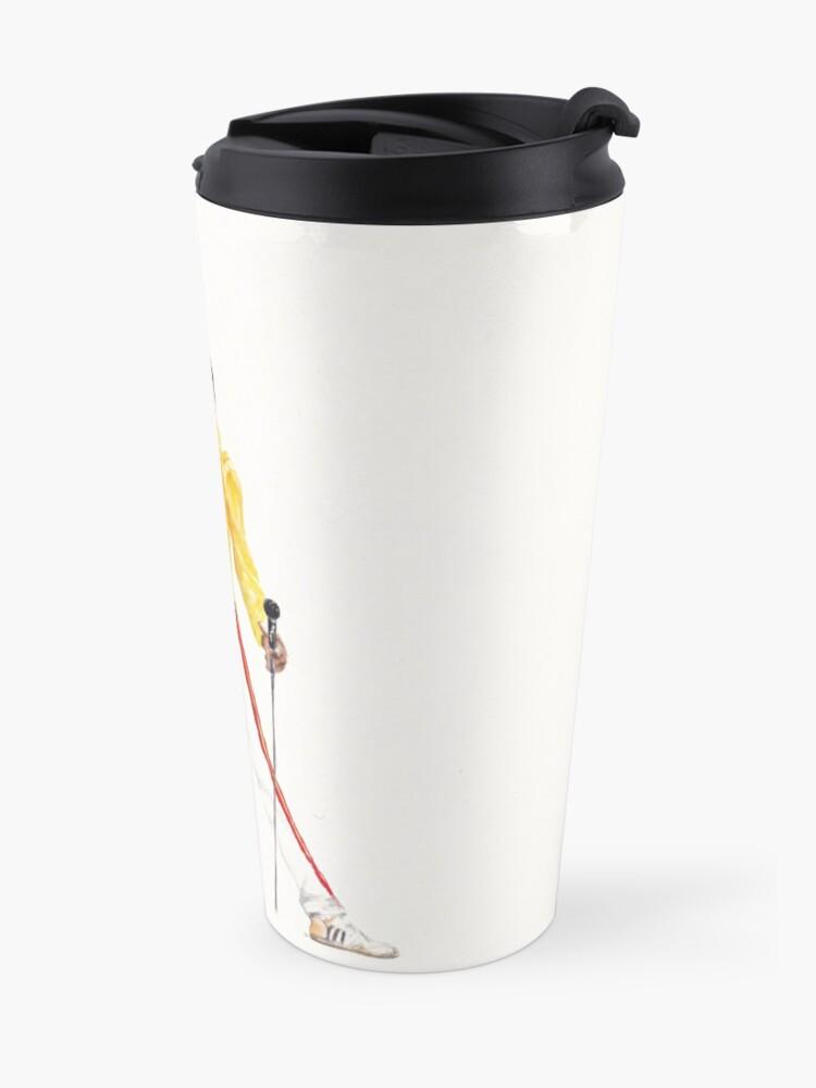 Alternate view of Fred Travel Mug