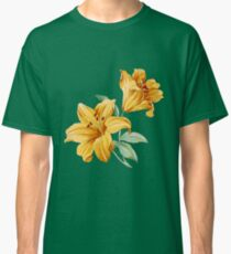 Yellow orchides Classic T-Shirt